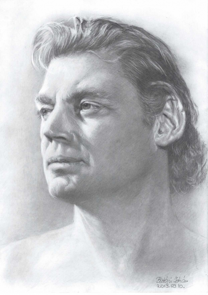 Johnny Weissmuller by bati